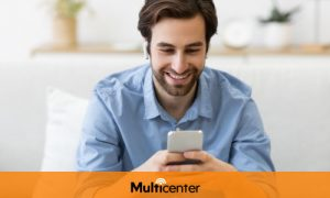 Pasos para vender recargas después de registrarte en Multicenter